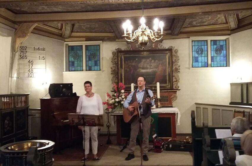 Konzert in Altluneberg