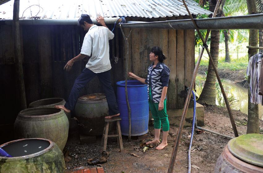 BfdW Vietnam Trinkwasser