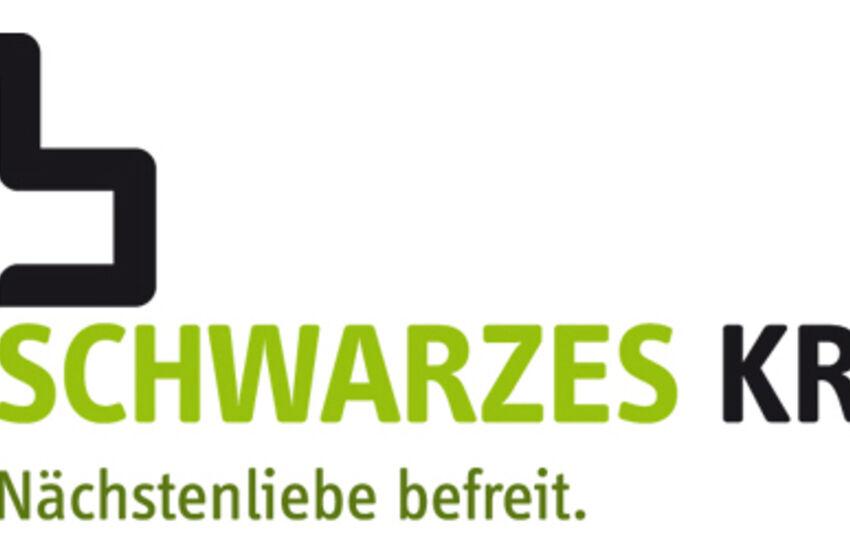 Schwarzes-Kreuz-Logo