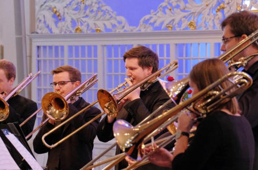 Posaunenensemble der Musikhochschule Hannover