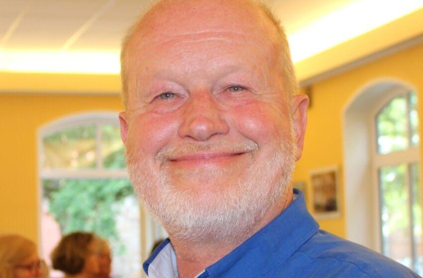 Pastor i.R. Dieter Klingbeil