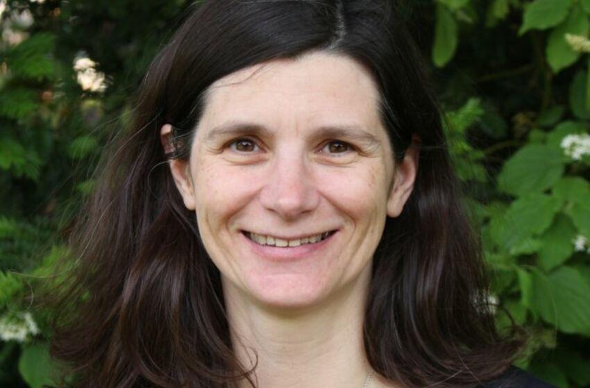 Pastorin Katharina Friebe