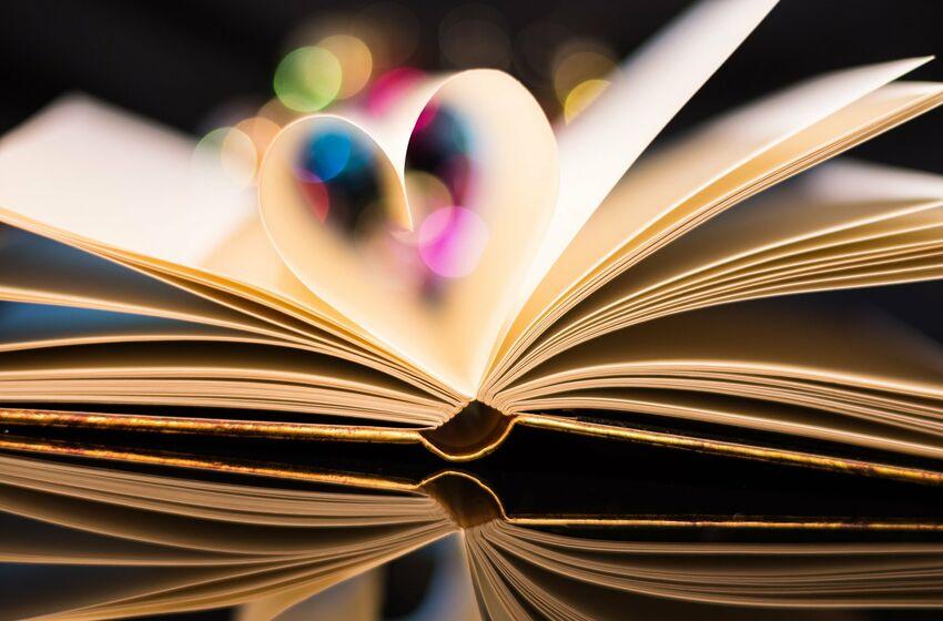 Buch-Herz