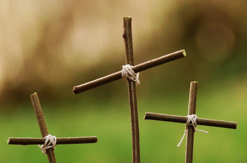 Passion Kreuze