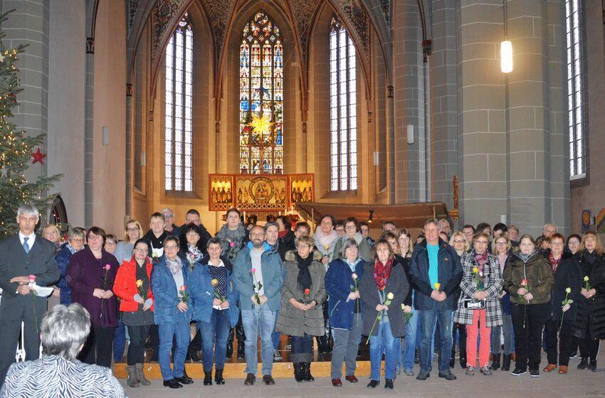 Alle Mitarbeitenden des Kirchenamtes