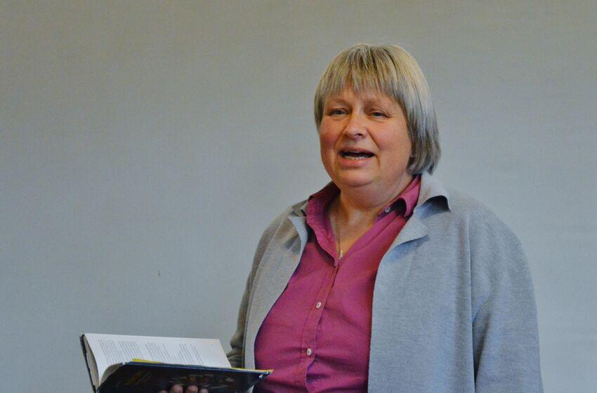 Pastorin Friedlein
