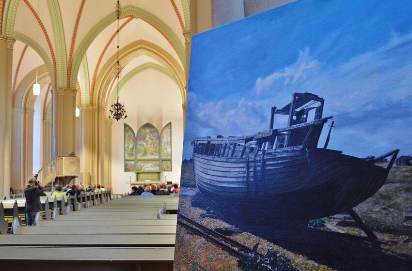 Die Ausstellung ist noch bis zum 10. September zu sehen