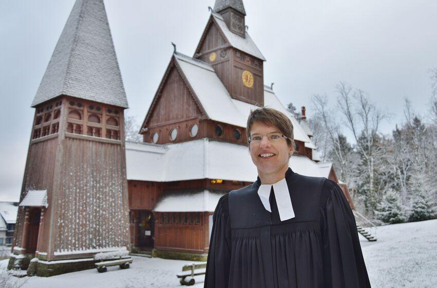 Silvia Köhler ist im Rahmen des Teampfarramts im Ober