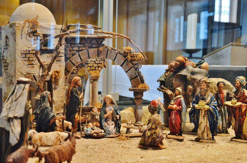 So könnte es seinerzeit in Bethlehem ausgesehen haben