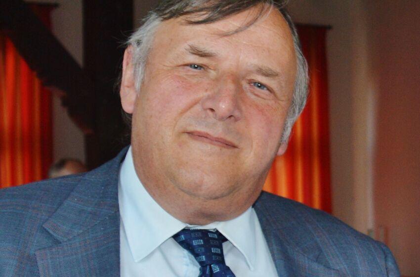 Superintendent Volkmar Keil