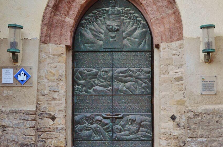 Tür1 St. Aegidien