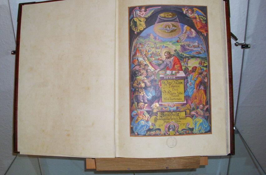 Bibelübergabe Hackenstedt