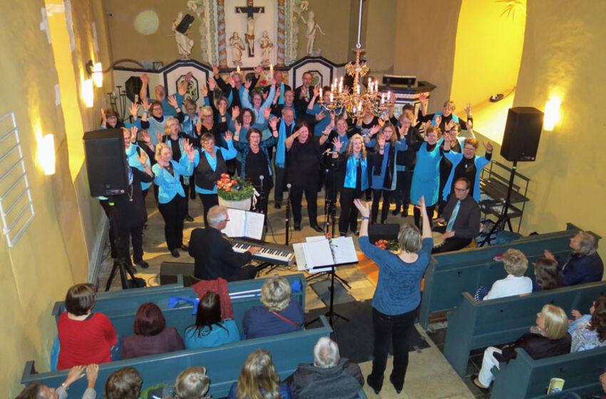 Konzert Gospel Unity in Grasdorf /01