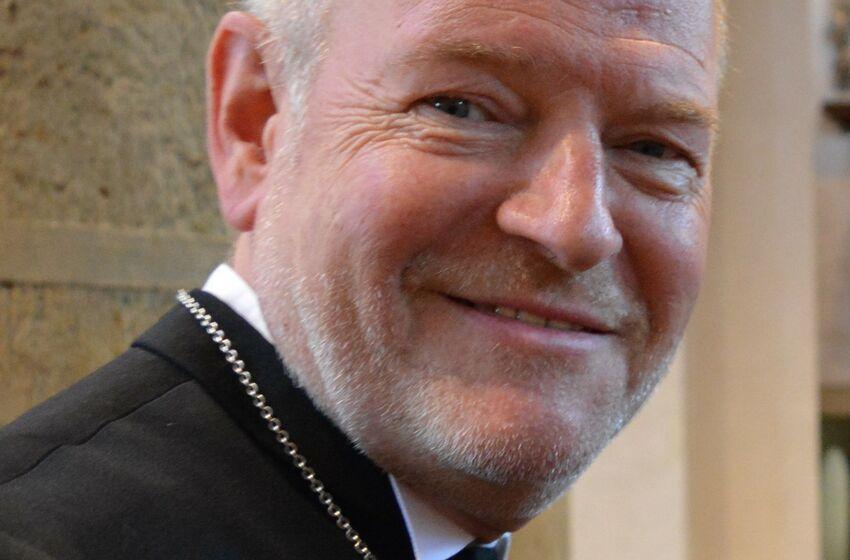 Eckhard Gorka, Landessuperintendent des Sprengels Hildesheim-Göttingen der Evangelisch-lutherischen Landeskirche Hannovers