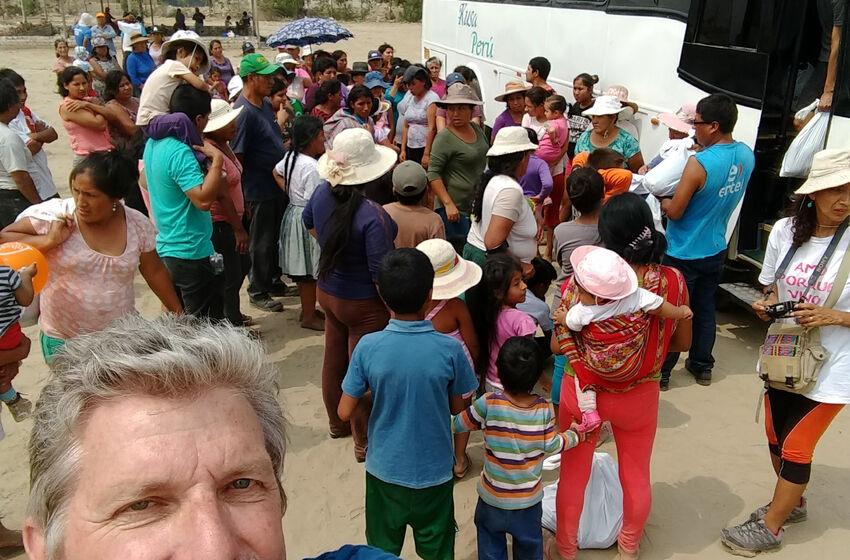 Pastor Werner Hinz in Peru