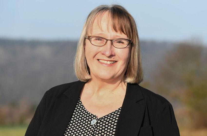 Superintendentin Christiane Nadjé-Wirth