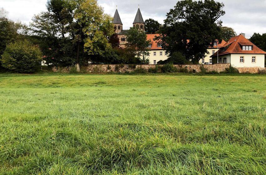 Foto: K. Grensemann, Kloster Bursfelde