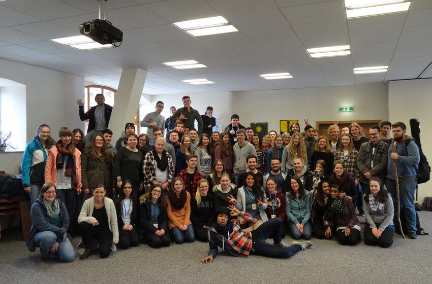Teilnehmer des Zentralkurses ND-3