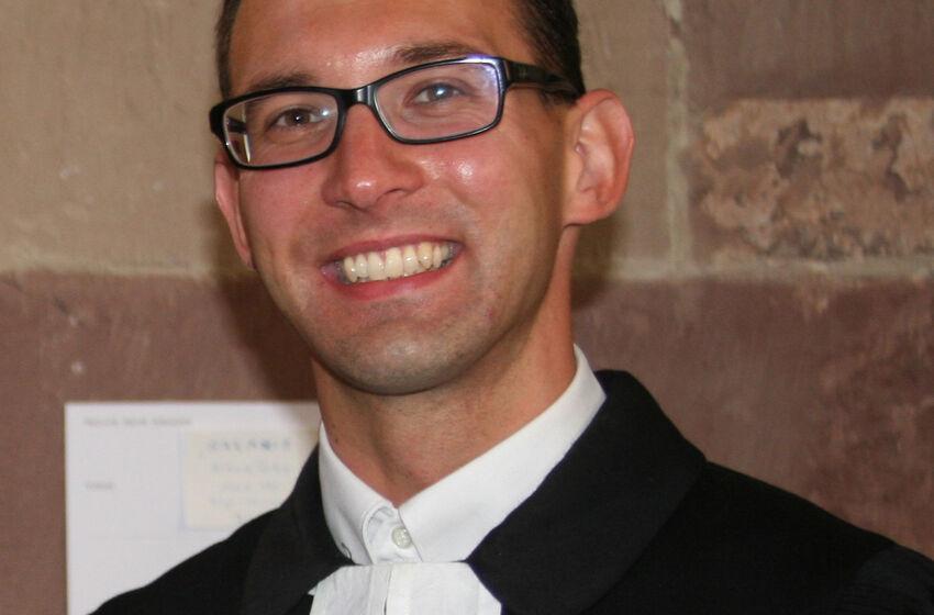 Pastor Gerd Florian Beckert