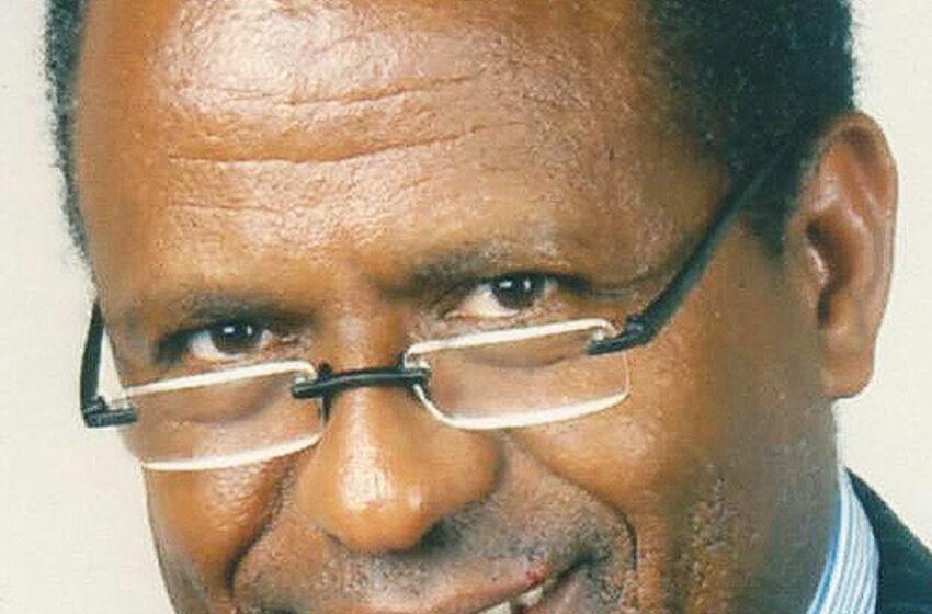 Pastor Ujulu Tesso Benti