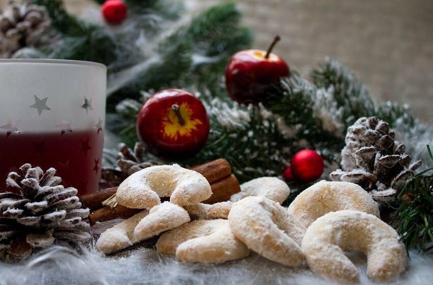 Punsch und Kekse
