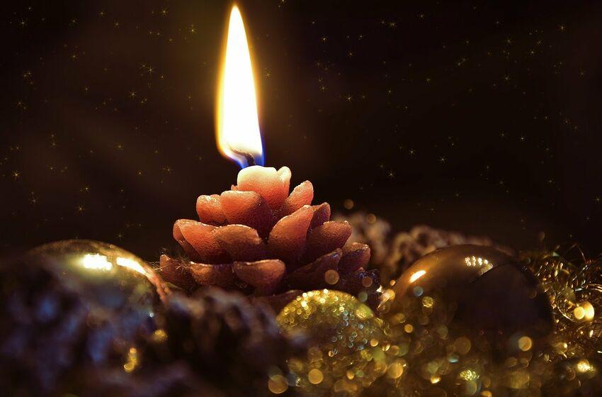 Weihnachtslieder Kerzenschein