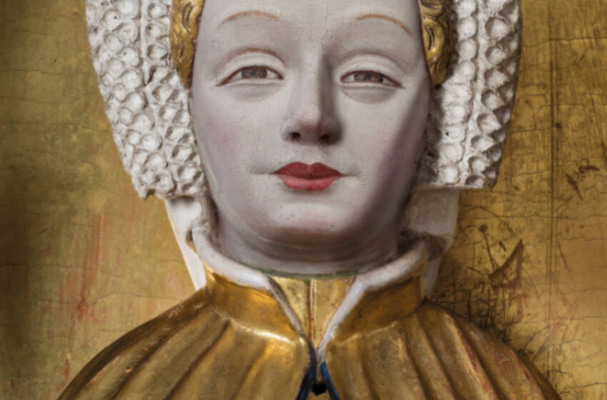 Goldene Tafel Heilige Magdalena