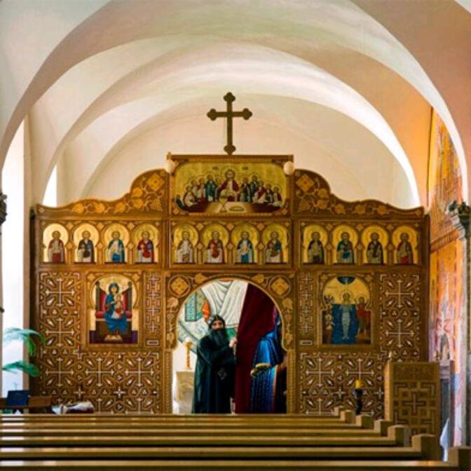 Kirche Kloster Höxter innen
