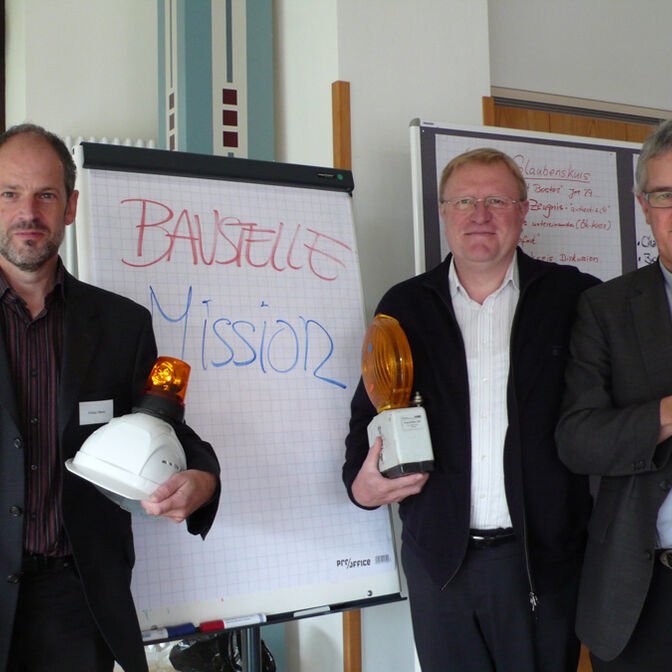 Thema Baustelle Mission