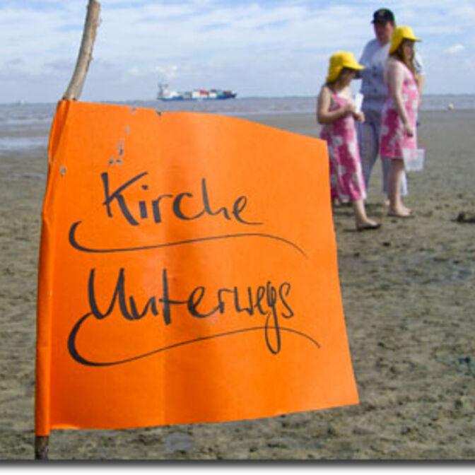 KU-Orange-Flagge