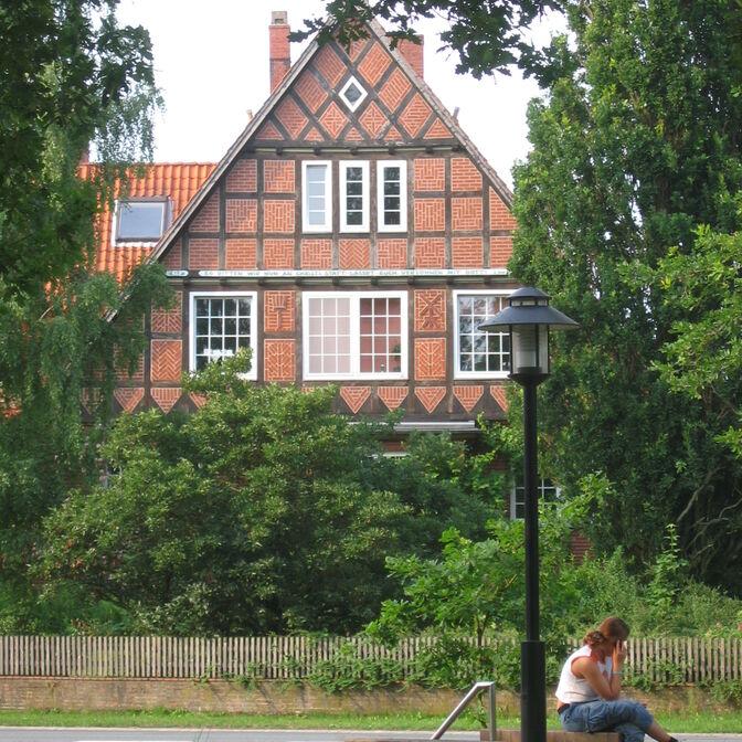 Giebel Lutherhaus