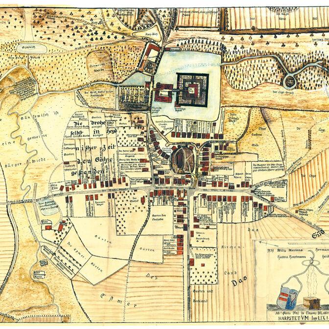 Karte-Harpstedt-(ca-1739)_web
