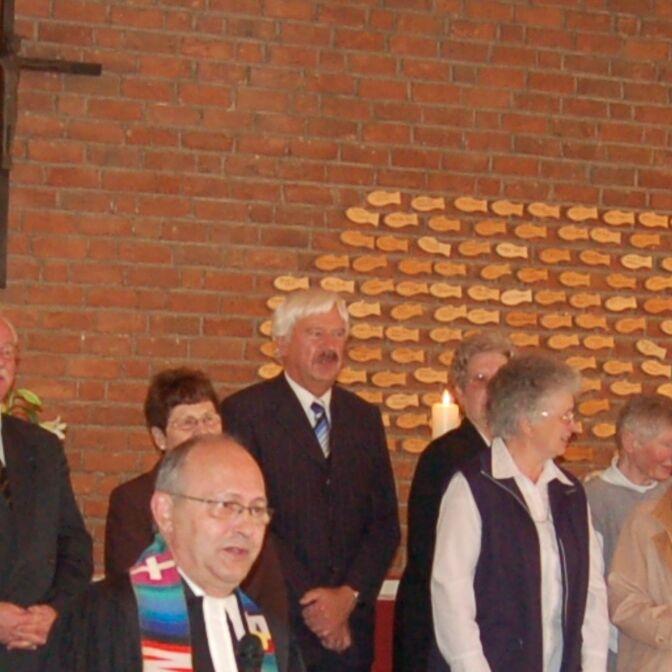 Gottesdienst Pfingsten 2010