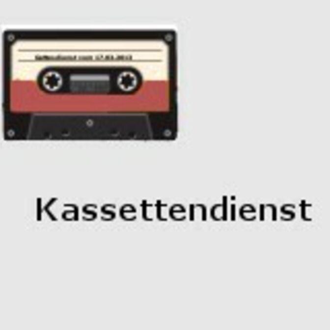 Kassettendienst