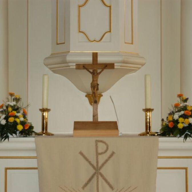 GvdW Altar