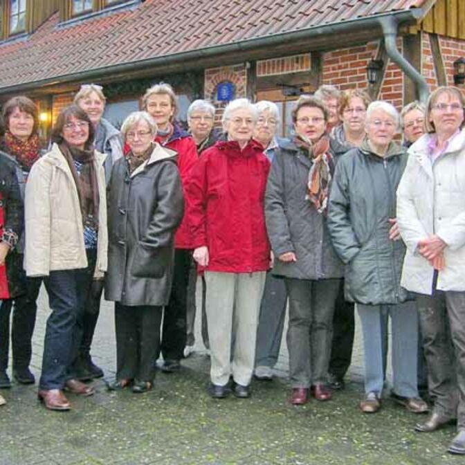 2013 Besuchsdienstgruppe
