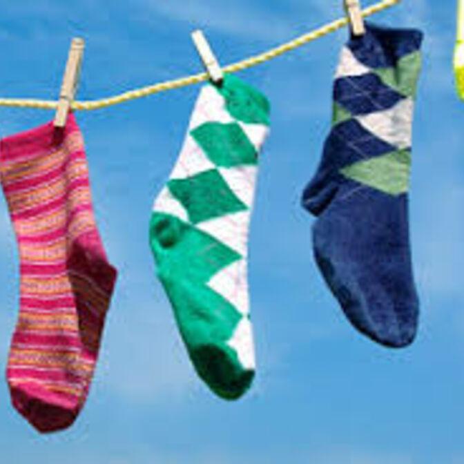 Flotte Socken