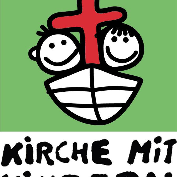 Logo Kirche mit Kindern
