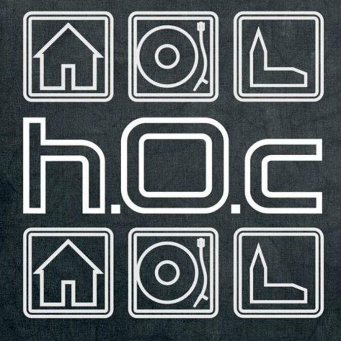 h.O.c Logo
