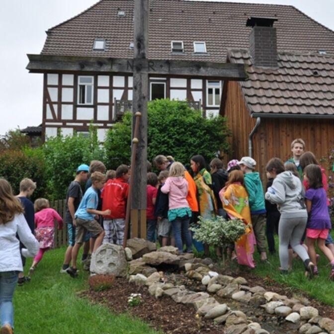Kinderkirche pilgerkreuz