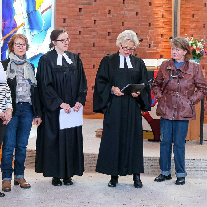 Besuchsdienst 2019.10.31 Gottesdienst