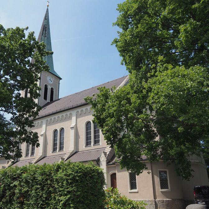 Kirche Quatitz