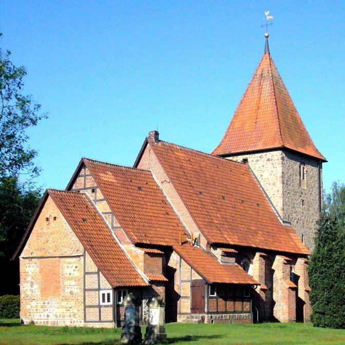 Kirche von Nordost
