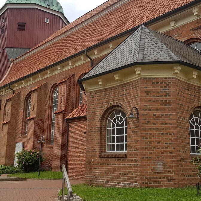 Steinkirchen im Mai