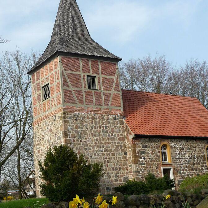 Kirche Bexhoevede