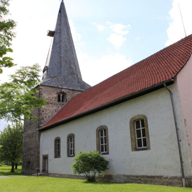 Nikolaikirche, Grasdorf