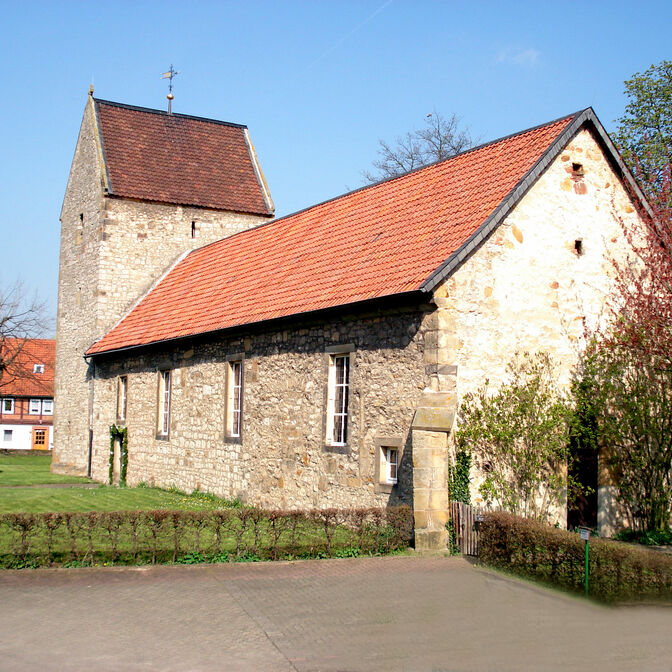 Martin-Luther-Kirche, Sottrum
