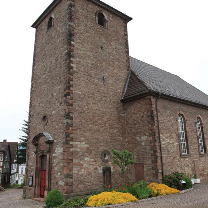 Kirche in Eschershausen