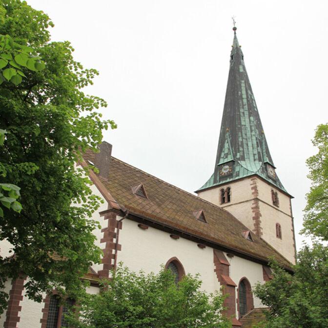 Lutherkirche Holzminden