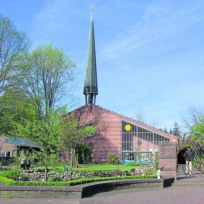 Johannes der Täufer Kirche in Horstedt